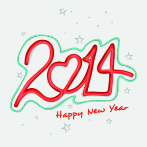 happy-new-year-2014-vector-graphics